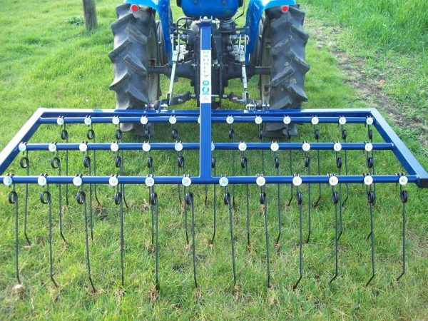Oxdale Grass Weeder