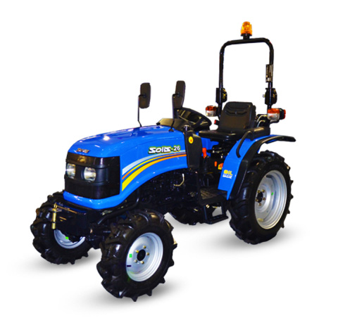 S26 ride on tractor