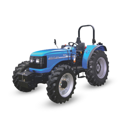 S60 ride on tractor