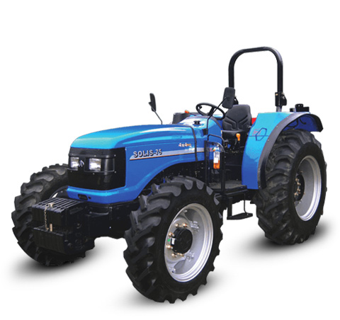 S75 ride on tractor