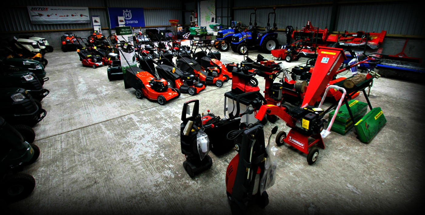 Mower repair service