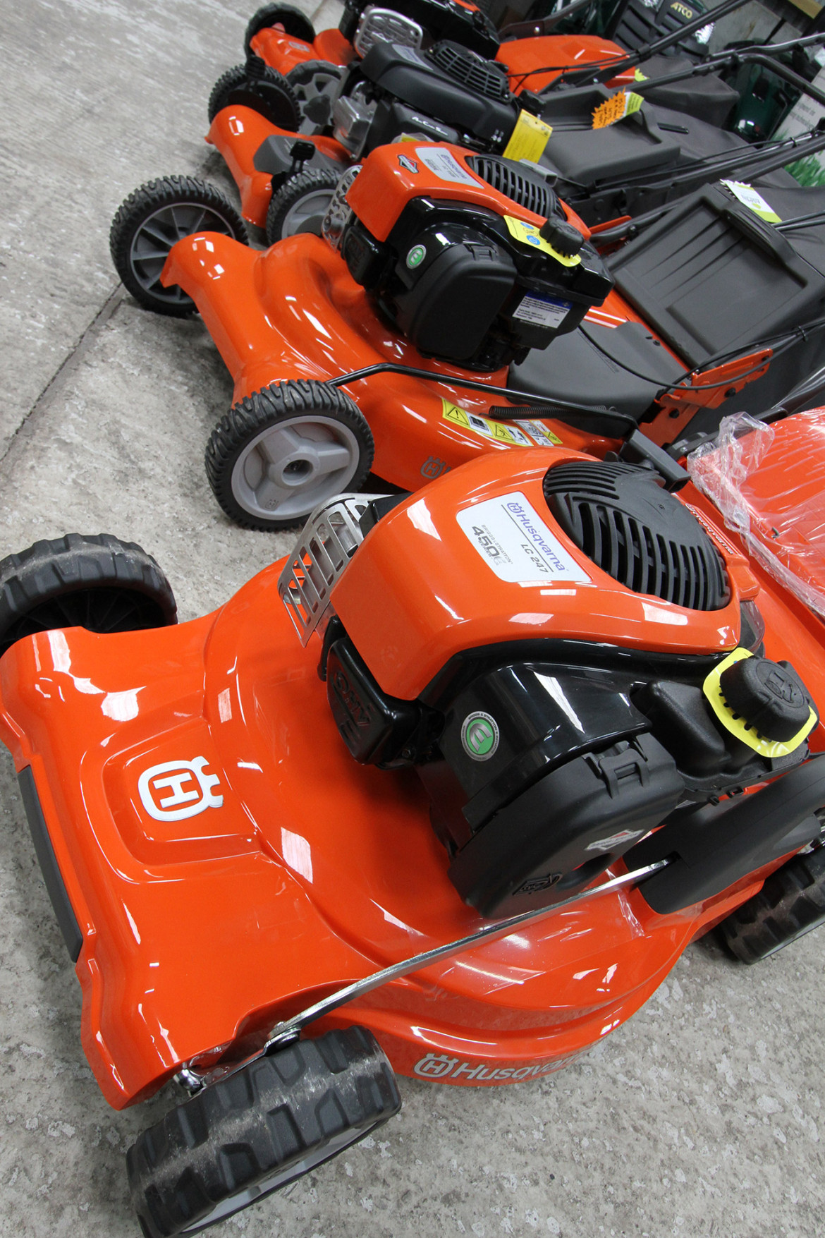 mowers to buy