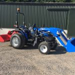 Solis 26 Compact Tractor with Power Loader