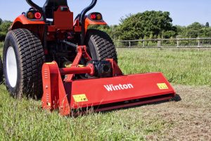 Flail Mowers in Croston