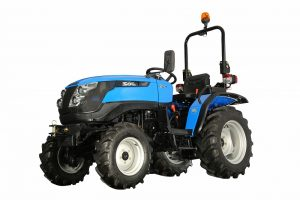 Compact Tractors in Mawdesley